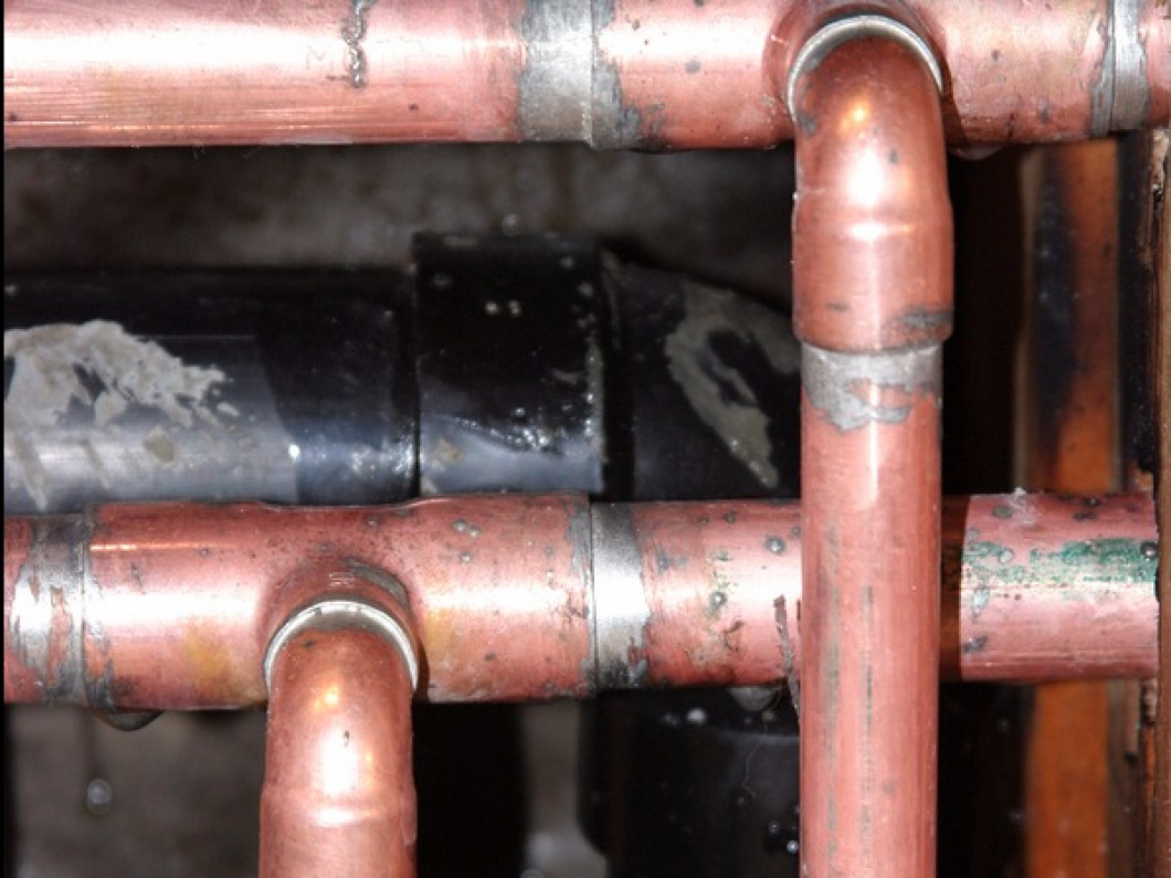 Replace Your Rusty, Worn-Out Pipes